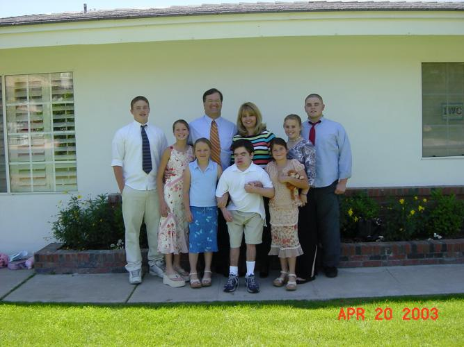 Easter 2003